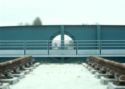 SPOORWEGBRUG PLASSENDALESpoorwegbrug