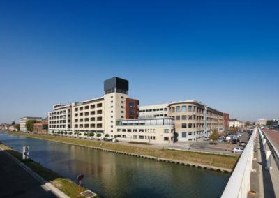 STADSWIJK ZUIDPOORTAppartementen, penthouses, kantoren, ondergrondse parking (fase 1)
