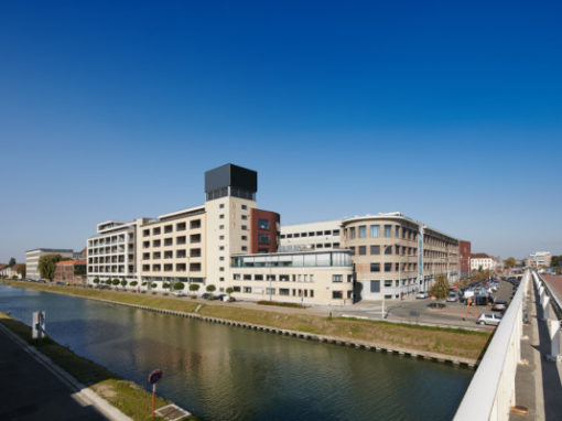 STADSWIJK ZUIDPOORT<br><span style='color:#31495a;font-size:12px;'>Appartementen, penthouses, kantoren, ondergrondse parking (fase 1)</span>