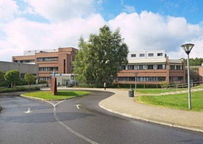 UNIVERSITAIR ZIEKENHUIS BRUSSELKinderziekenhuis Jette