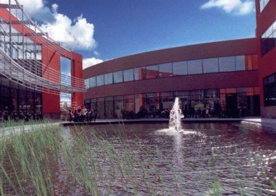 WOLTERS KLUWERKantoorgebouw, interieur