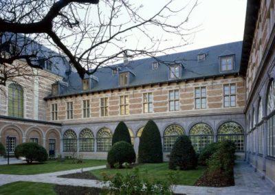 INSTITUUT VOOR TROPISCHE GENEESKUNDEKlaslokalen St.-Rochus klooster