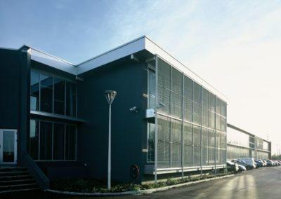 BELGACOMUitbreiding kantoorgebouw