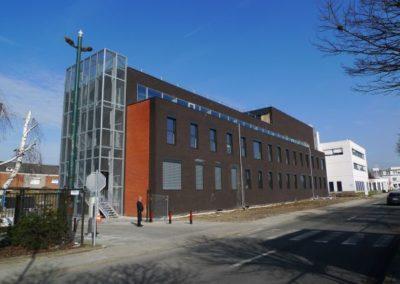 AKZO NOBELUitbreiding G Technisch centrum voor onderzoek & productontwikkeling (fase 2)