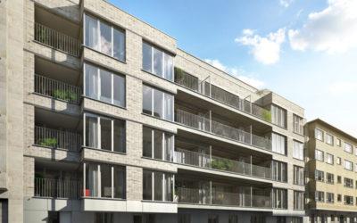 Vier grote nieuwbouwprojecten in Antwerpse HarmoniewijkArtikel in de Standaard (Nederlands)