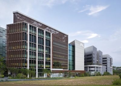PROCTER & GAMBLE SINGAPORELabo's Singapore Innovation Center (SIC)