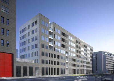 AVENUE BUILDINGKantoren