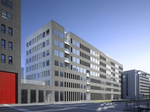AVENUE BUILDING<br><span style='color:#31495a;font-size:12px;'>Kantoren</span>
