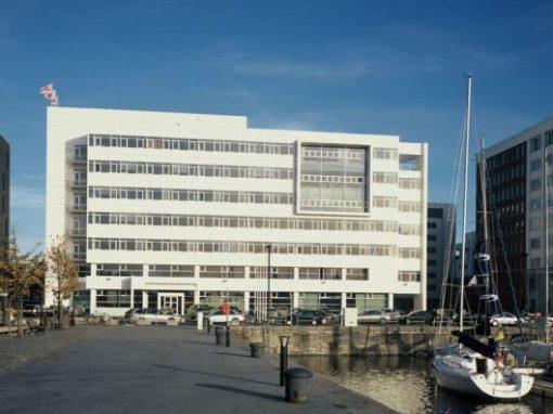 HAVENHUIS<br><span style='color:#31495a;font-size:12px;'>Office building</span>