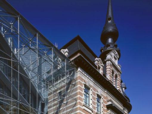 ACKERMANS & VAN HAAREN<br><span style='color:#31495a;font-size:12px;'>Office building</span>