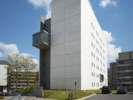 LEUVEN UNIVERSITY (KUL)<br><span style='color:#31495a;font-size:12px;'>New building Animalium (KUL) </span>