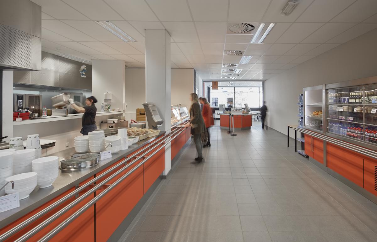 Cafetaria Aquatische ecologie, milieutoxicologie, dierlijke reproductie, UGent