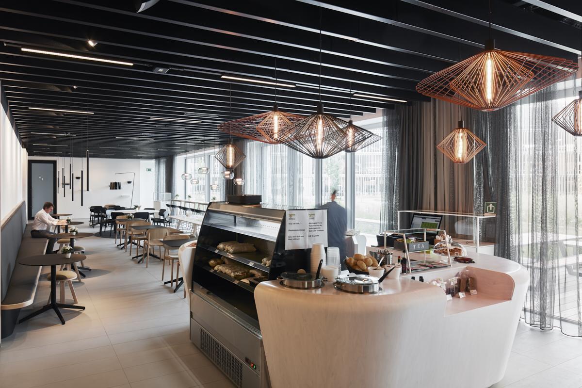 Business lounge Bioscape Gent.