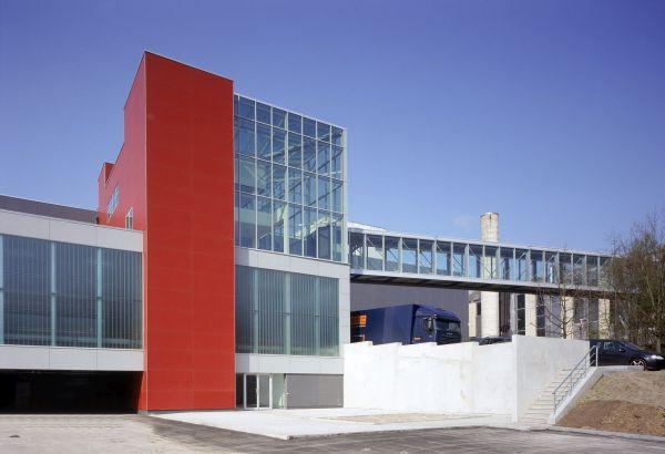VRT Omroepcentrum Brussel.