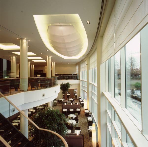 Interieurrenovatie Crowne Plaza Brussels Airport