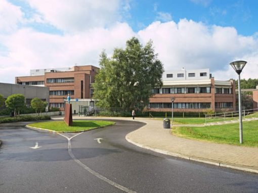UNIVERSITY HOSPITAL BRUSSELS<br><span style='color:#31495a;font-size:12px;'>Jette Pediatric Hospital</span>