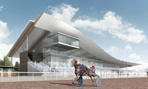 HIPPODROME DE LA CAPELLE<br><span style='color:#31495a;font-size:12px;'>Hippodroom </span>