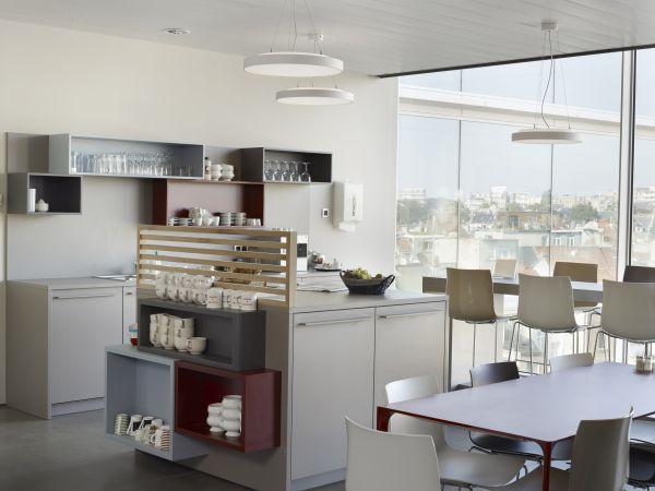 Allen & Overy - renovation, interior design