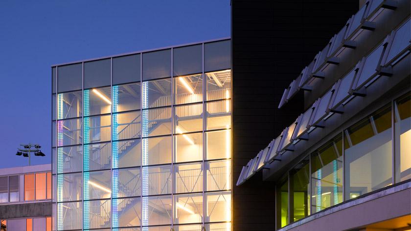 Architectuur weerspiegelt bedrijfscultuur **