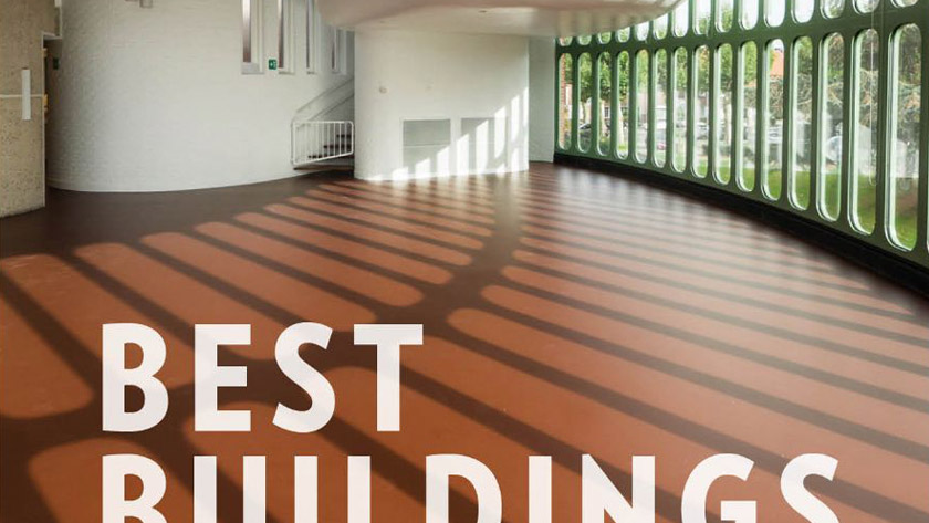 Residentie Tombeekheyde opgenomen in Luster editie 'Best Buildings-Belgium'