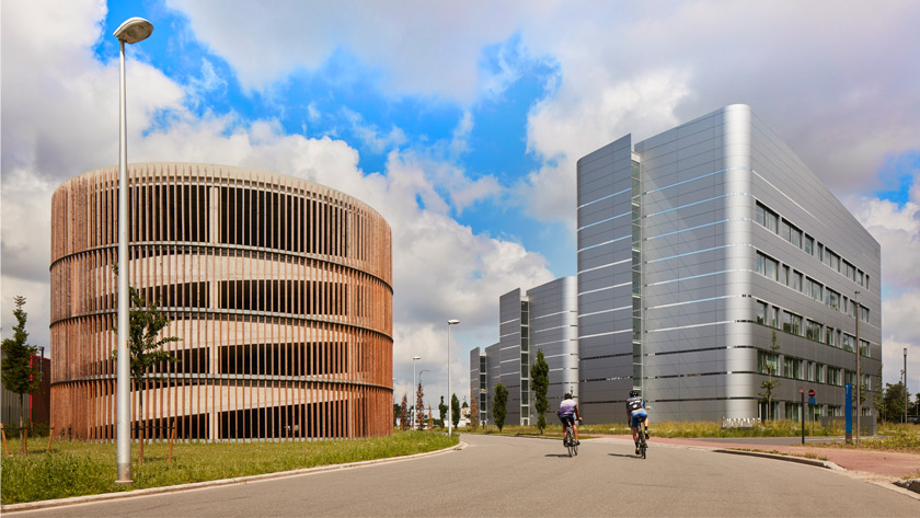 Bioscape bij de 10 meest spraakmakende projecten van 20189 volgens Architectura