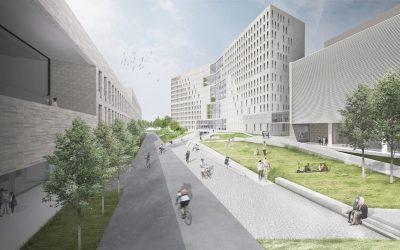 Leuven Bioscience: nieuw onderzoeksgebouw voor KU Leuven en VIB