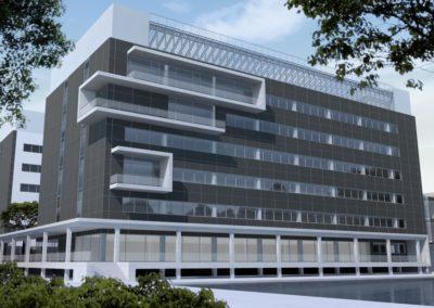 VZW LO²CUS & OBELISC NVOnderzoekgebouw & Bio- Accellerator