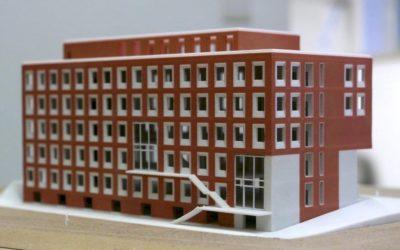 """SVR-ARCHITECTS ontwerpt nieuw onderzoekscentrum """"Capture"""" voor UGentPersartikel in HLN van 23/10/2017 (Nederlandstalig)"""