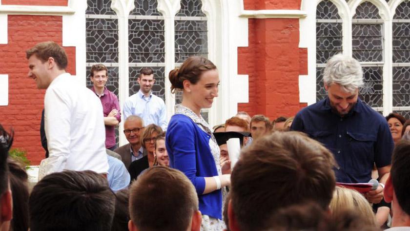 Spotlight on Clara Van Geel