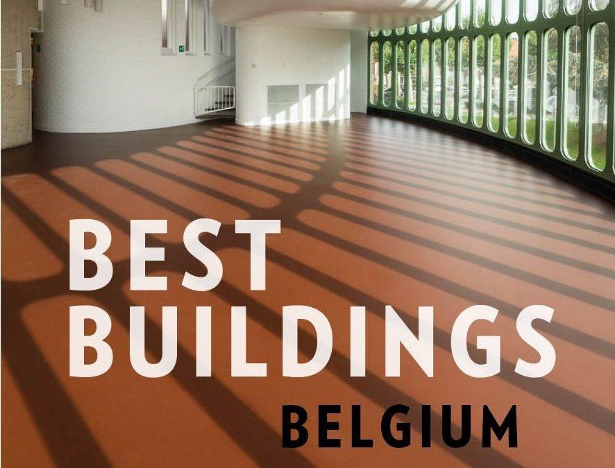 Residentie Tombeekheyde opgenomen in Luster editie 'Best Buildings-Belgium'