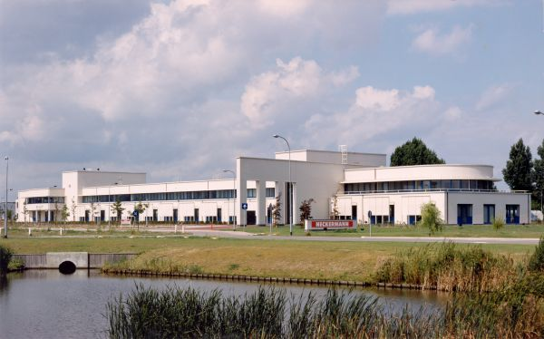 NECKERMANN N.V.<br><span style='color:#31495a;font-size:12px;'>Office building mail-order firm</span>
