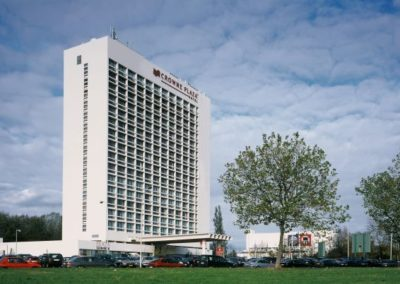 CROWNE PLAZA ANTWERPENInterieur hotel