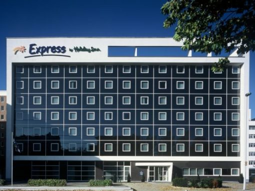EXPRESS BY HOLIDAY-INN (GLOBAL HOTEL)<br><span style='color:#31495a;font-size:12px;'>Hotel, interieur</span>