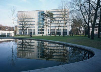 UNIVERSITEIT TILBURG (NL)Campusgebouw