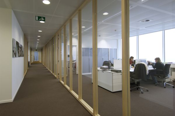 Kantoren De Zaat, Temse