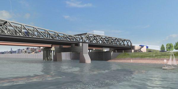 BRIDGE SCHELDT<br><span style='color:#31495a;font-size:12px;'>Bridge</span>