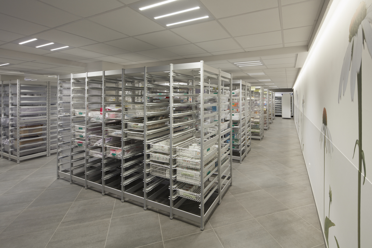 Distribution pharmacy Campus Sint-Augustinus
