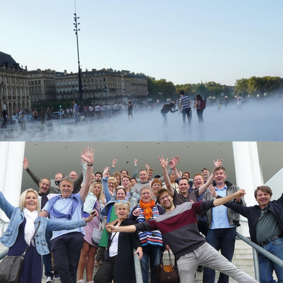 Bordeaux - Enthousiasme et émerveillement - Erik Van Raemdonck