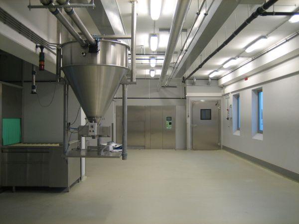 Onderzoeksfaciliteiten voor nieuwbouw animalium.