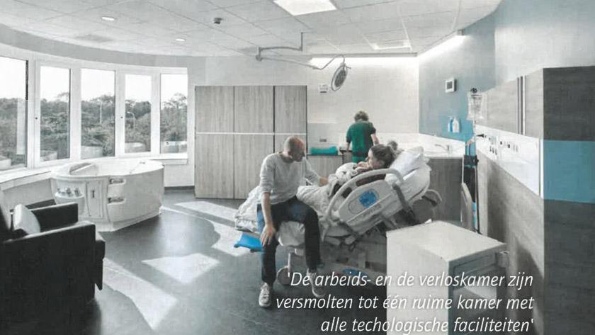 Geboren in een nieuwe wereldBouwen aan Vlaanderen
