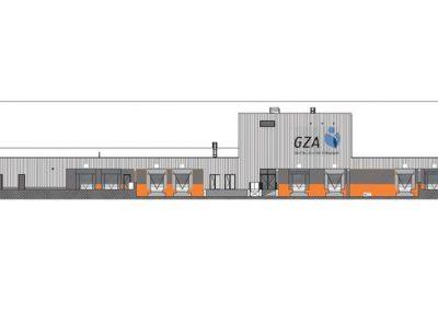 Group Gasthuiszusters Antwerp builds megakitchen