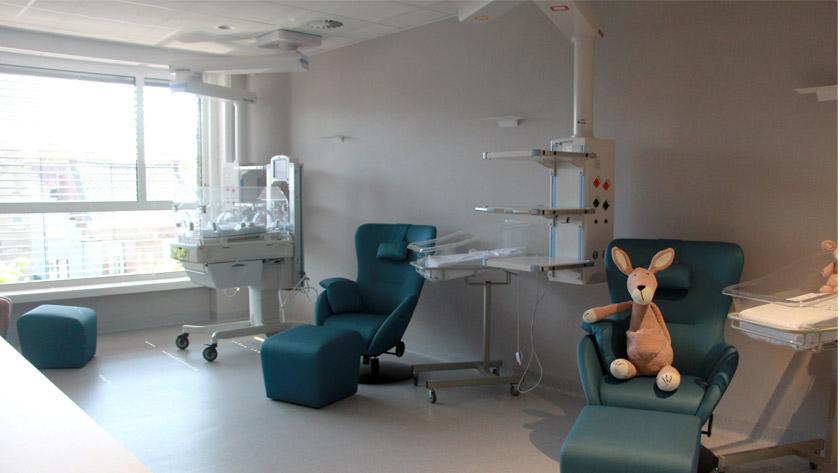 HH-Lier nieuwe materniteit,-neonatologie fase2
