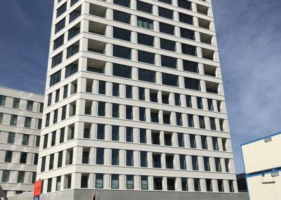 KIEVIT FASE IIBKantoren, residentiële huisvesting, retail, ondergrondse parkeergarage.