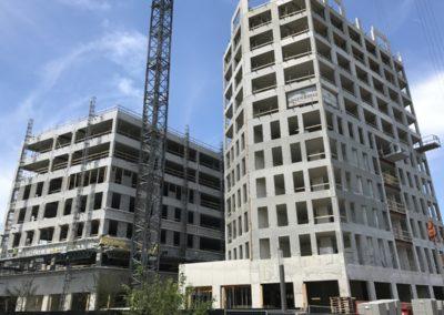 KIEVIT FASE IIBKantoren, residentiële huisvesting, retail, ondergrondse parkeergarage