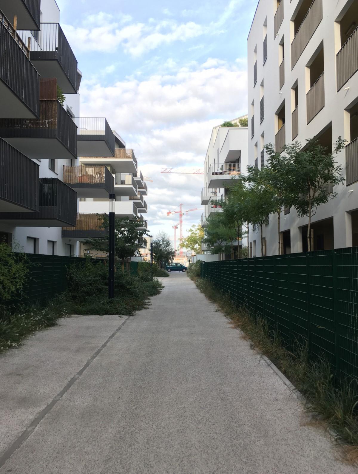 La tranquilité dans les ruelles d'une ville vivante - Jonathan Denoiseux