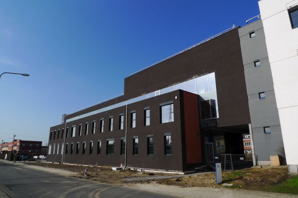 Uitbreiding G Technisch centrum voor onderzoek & productontwikkeling (fase 2), Akzo Nobel Vilvoorde