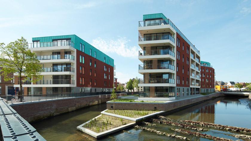 Residentieel complex Eiland & Feestzaal | Leuven