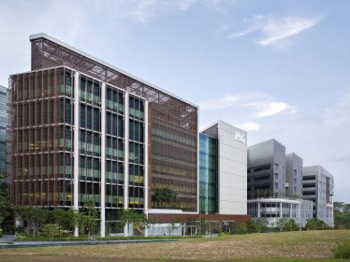 PROCTER & GAMBLE SINGAPORE<br><span style='color:#31495a;font-size:12px;'>Labo's Singapore Innovation Center (SIC) </span>