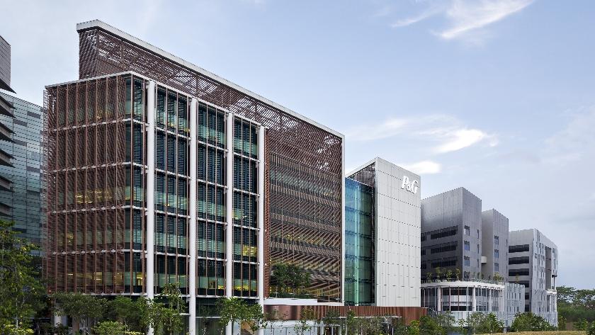 Innovation Center P&G | Singapore