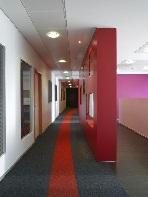 Kantoren Marketing Development Office / Headquarters Procter & Gamble, Parijs